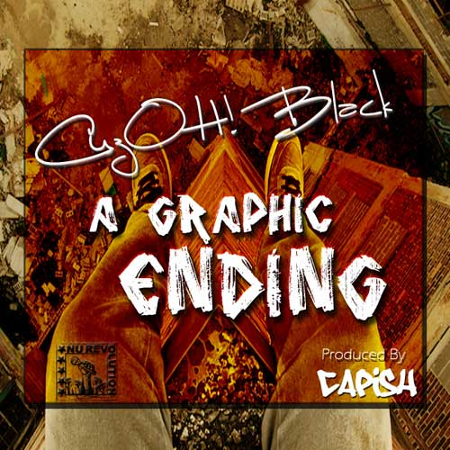 A Graphic Ending Cover