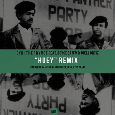Huey (Remix) Cover