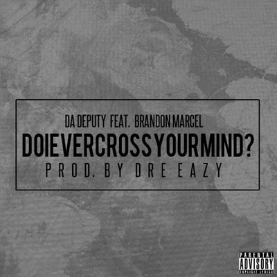 Do I Ever Cross Your Mind? Cover