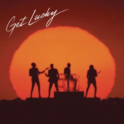 Get Lucky Promo Photo