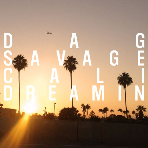Cali Dreamin Promo Photo