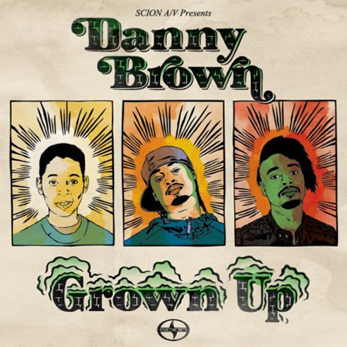 Grown Up Cover