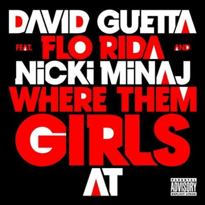 Where Dem Girls At Cover