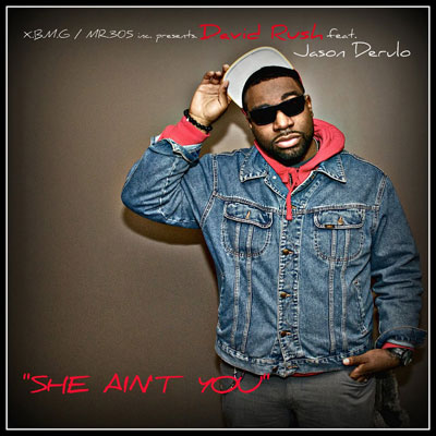 She Ain't You Cover