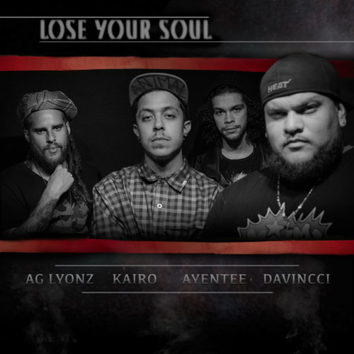 Lose Your Soul Cover