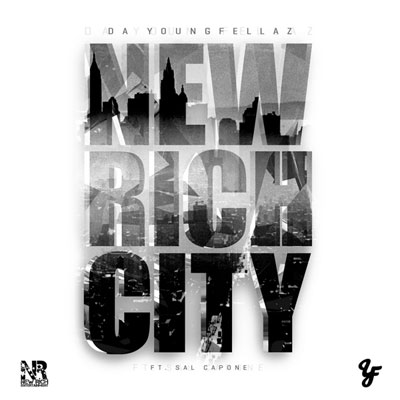 New Rich City Cover