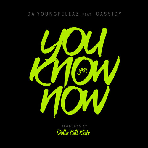 You Know Now Cover