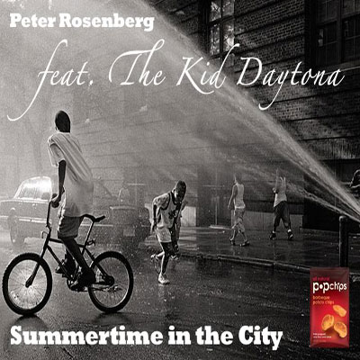 Summertime In The City Cover