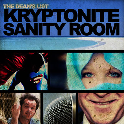 Kryptonite Sanity Room (K.S.R.) Cover
