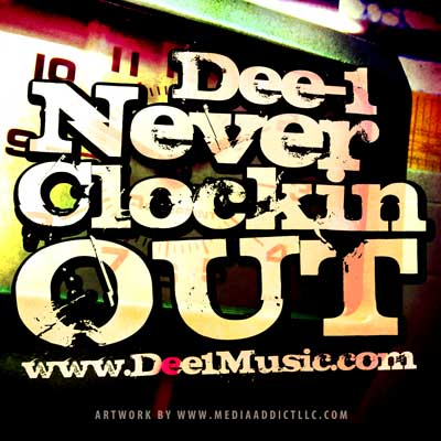 Never Clockin Out Cover