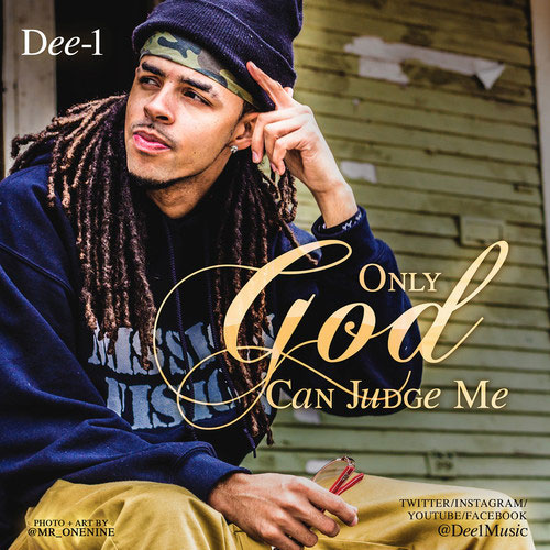 Only God Can Judge Me Cover