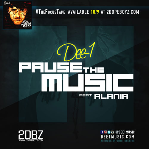 Pause the Music Cover