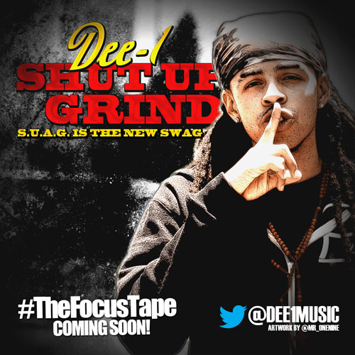 SUAG (Shut Up And Grind) Cover