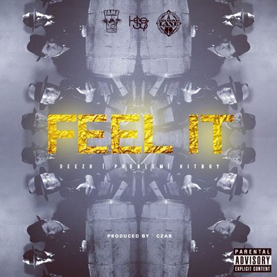 Feel It Cover