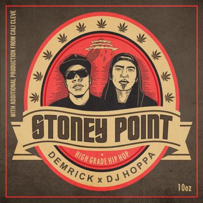 Demrick & DJ Hoppa - Nobody's Safe ft. Jarren Benton & Madchild Artwork