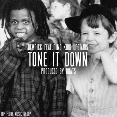 Tone It Down Promo Photo