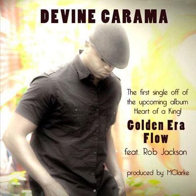 Golden Era Flow Cover
