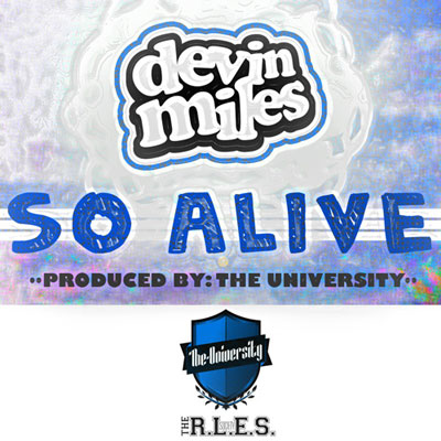 So Alive Cover