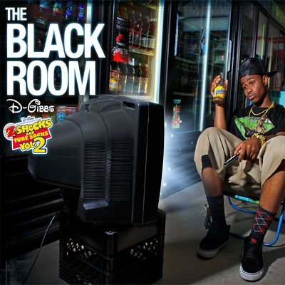The Black Room Cover