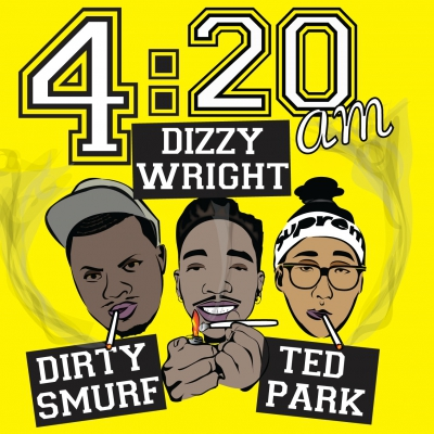 06155-dirty-smurf-420-am-dizzy-wright-ted-park