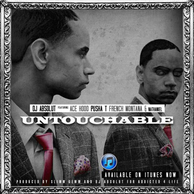 Untouchable Cover
