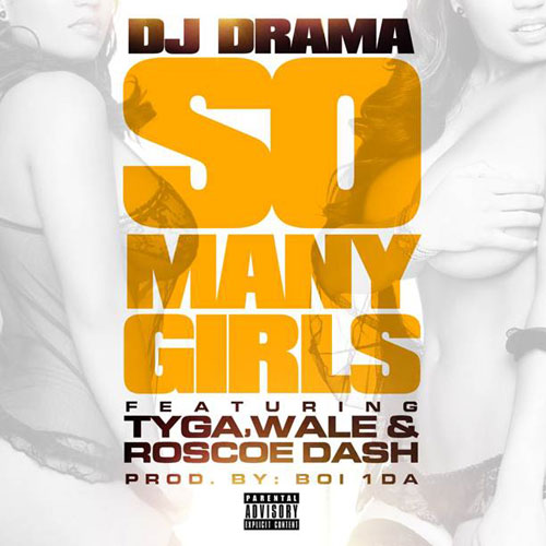 dj-drama-so-many-girls