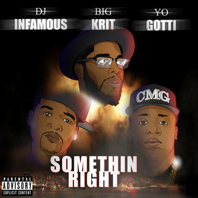 Somethin' Right Cover