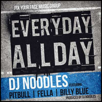 Everyday Allday Cover