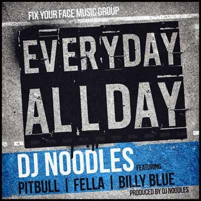 Everyday Allday Cover