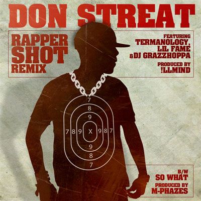Rapper Shot (Remix) Cover
