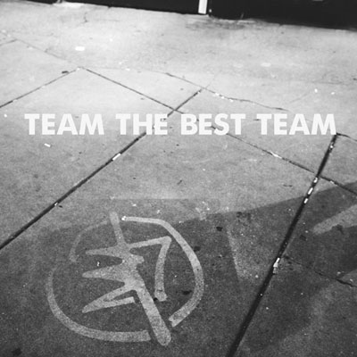 Team the Best Team Cover