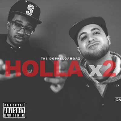 Holla x 2 Cover