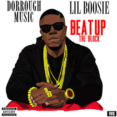 Beat Up the Block Cover