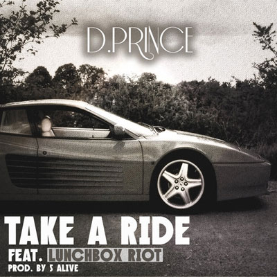 Take A Ride Cover