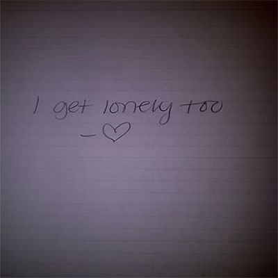 I Get Lonely Too Cover