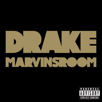 Drake - Marvin's Room Artwork
