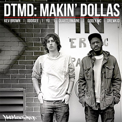 Makin' Dollas Cover