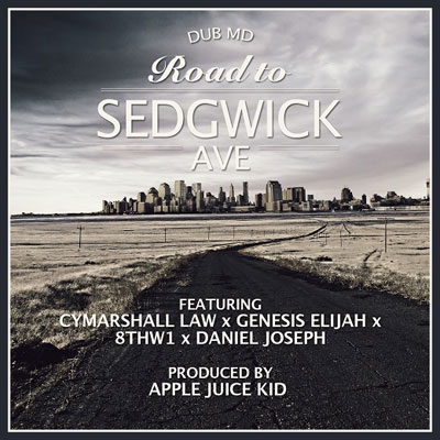 Road to Sedgwick Ave.  Cover