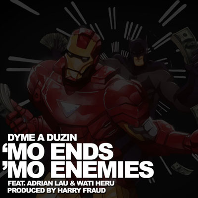 More Ends, More Enemies Cover