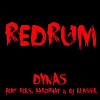 Redrum Cover