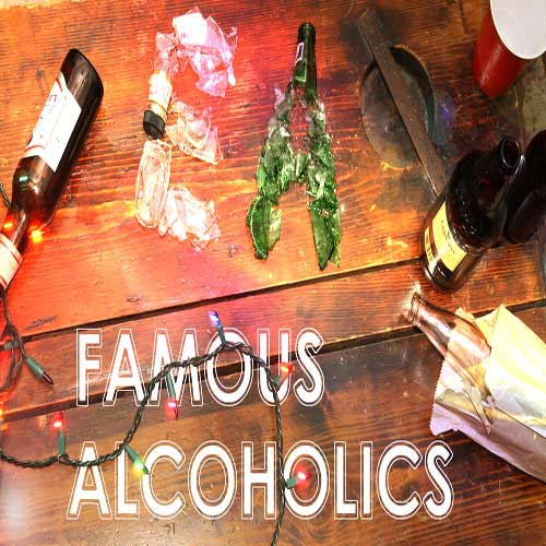 Famous Alcoholics Cover