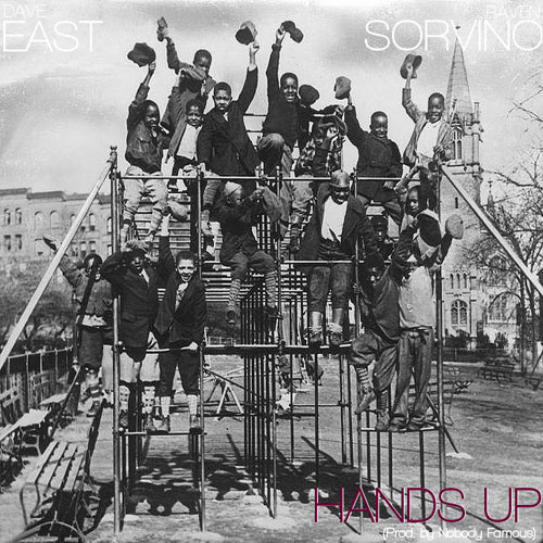 Hands Up Cover
