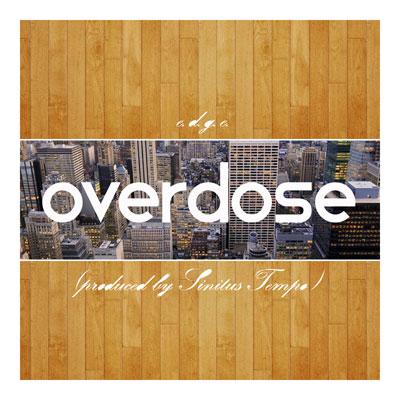 e.d.g.e. - Overdose Cover