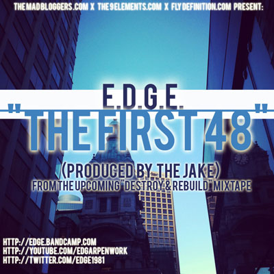 The First 48  Cover