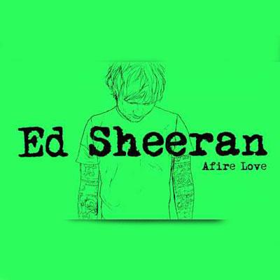 Afire Love Cover