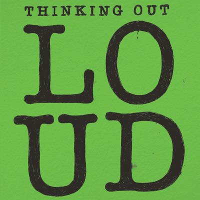 Ed Sheeran - Thinking Out Loud (20syl Remix) Artwork