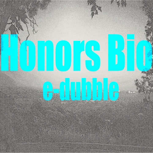 Honor's Bio Cover