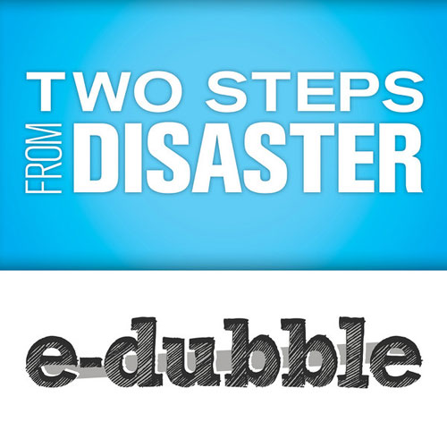 Two Steps From Disaster Cover