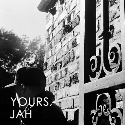 Yours, Jah Cover