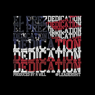 Dedication Cover